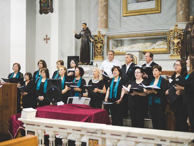 Il matrimonio di Lorenzo e Elisa a Guasila, Cagliari 49