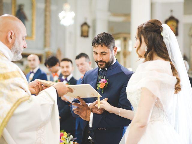 Il matrimonio di Lorenzo e Elisa a Guasila, Cagliari 53