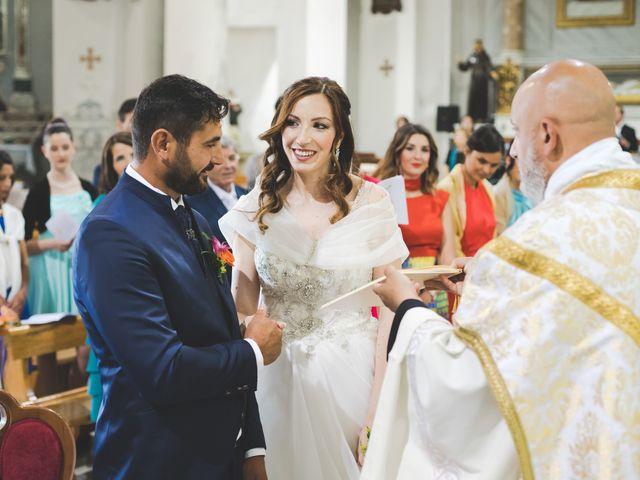 Il matrimonio di Lorenzo e Elisa a Guasila, Cagliari 54