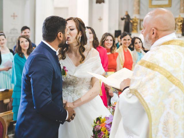 Il matrimonio di Lorenzo e Elisa a Guasila, Cagliari 55