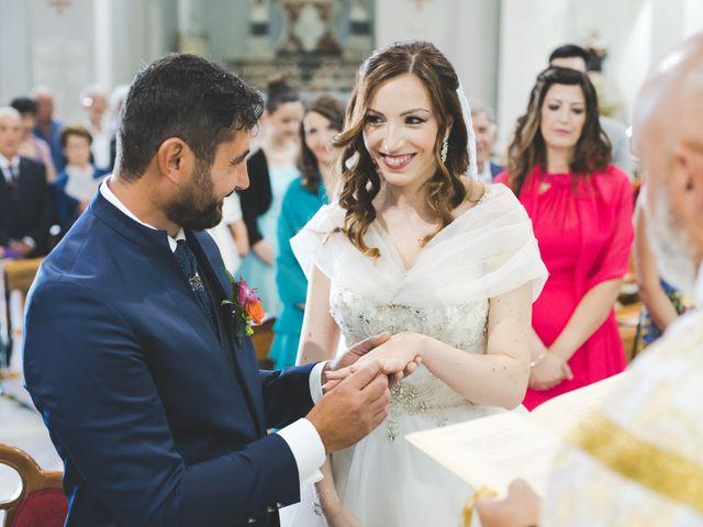 Il matrimonio di Lorenzo e Elisa a Guasila, Cagliari 56