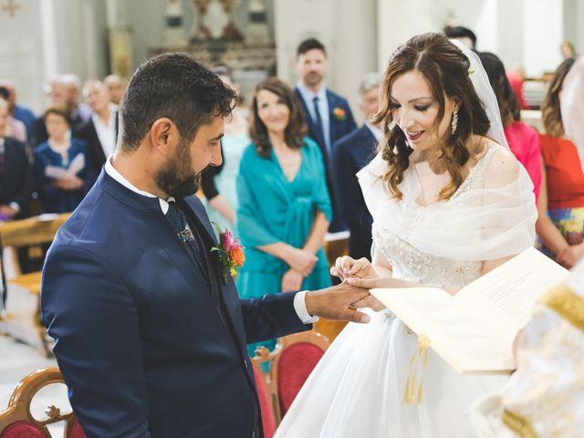 Il matrimonio di Lorenzo e Elisa a Guasila, Cagliari 57