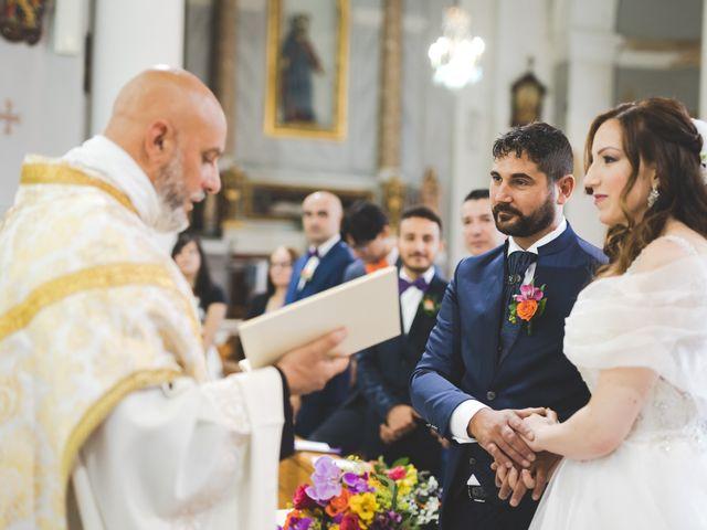 Il matrimonio di Lorenzo e Elisa a Guasila, Cagliari 59