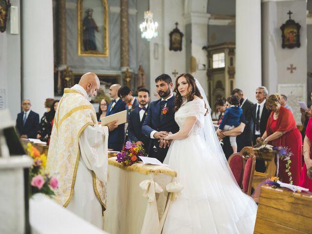 Il matrimonio di Lorenzo e Elisa a Guasila, Cagliari 60
