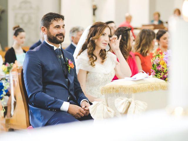 Il matrimonio di Lorenzo e Elisa a Guasila, Cagliari 61