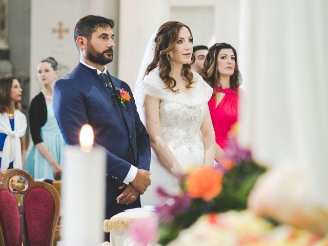 Il matrimonio di Lorenzo e Elisa a Guasila, Cagliari 62