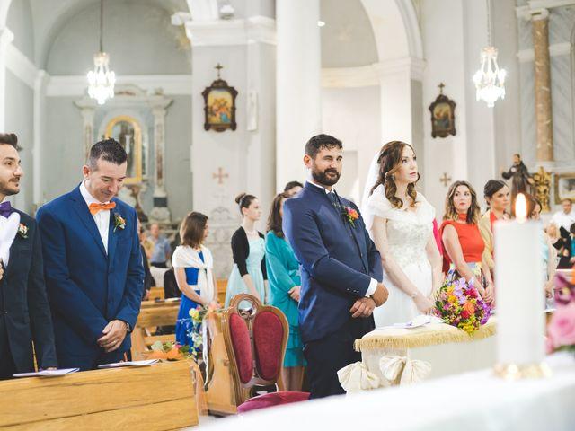 Il matrimonio di Lorenzo e Elisa a Guasila, Cagliari 65