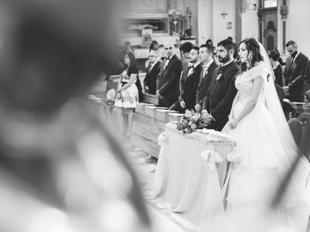 Il matrimonio di Lorenzo e Elisa a Guasila, Cagliari 66