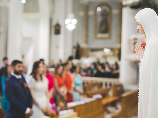 Il matrimonio di Lorenzo e Elisa a Guasila, Cagliari 67