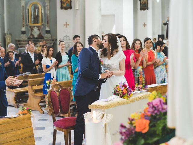 Il matrimonio di Lorenzo e Elisa a Guasila, Cagliari 68