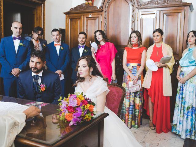 Il matrimonio di Lorenzo e Elisa a Guasila, Cagliari 70