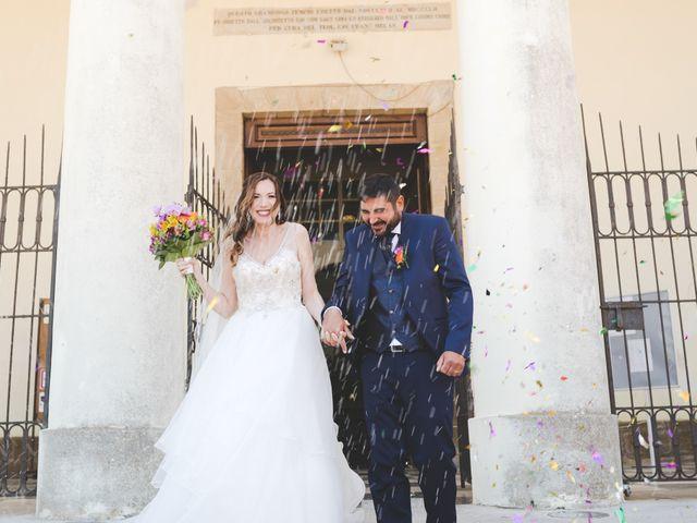 Il matrimonio di Lorenzo e Elisa a Guasila, Cagliari 74