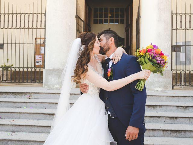 Il matrimonio di Lorenzo e Elisa a Guasila, Cagliari 75