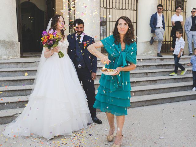 Il matrimonio di Lorenzo e Elisa a Guasila, Cagliari 76