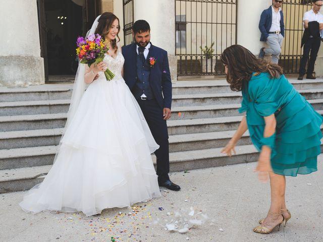 Il matrimonio di Lorenzo e Elisa a Guasila, Cagliari 77