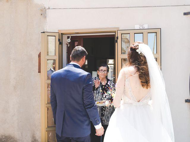Il matrimonio di Lorenzo e Elisa a Guasila, Cagliari 78