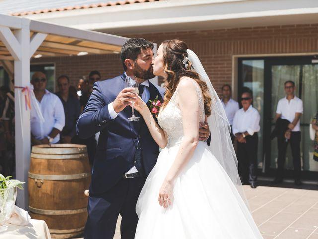 Il matrimonio di Lorenzo e Elisa a Guasila, Cagliari 83