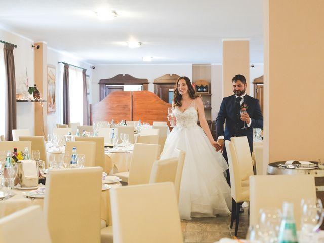 Il matrimonio di Lorenzo e Elisa a Guasila, Cagliari 88