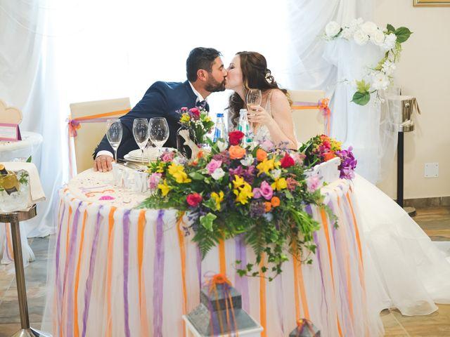 Il matrimonio di Lorenzo e Elisa a Guasila, Cagliari 89