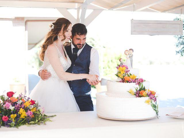 Il matrimonio di Lorenzo e Elisa a Guasila, Cagliari 107