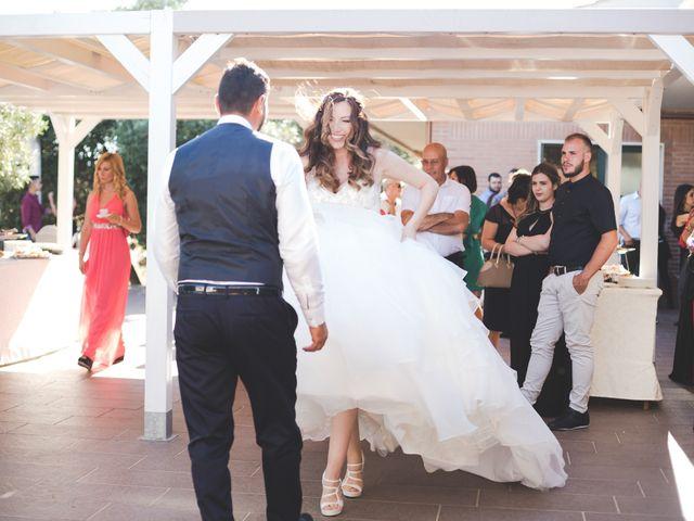 Il matrimonio di Lorenzo e Elisa a Guasila, Cagliari 109