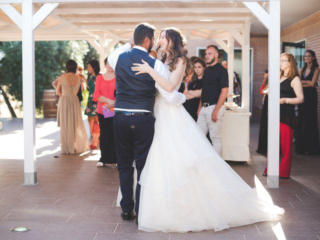 Il matrimonio di Lorenzo e Elisa a Guasila, Cagliari 110