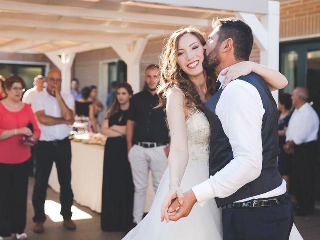 Il matrimonio di Lorenzo e Elisa a Guasila, Cagliari 113
