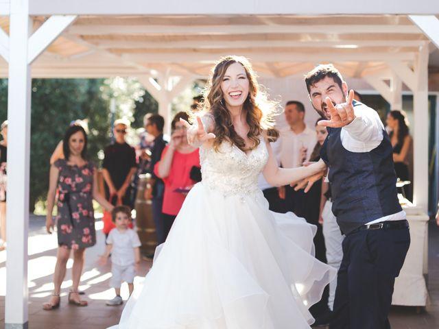 Il matrimonio di Lorenzo e Elisa a Guasila, Cagliari 114