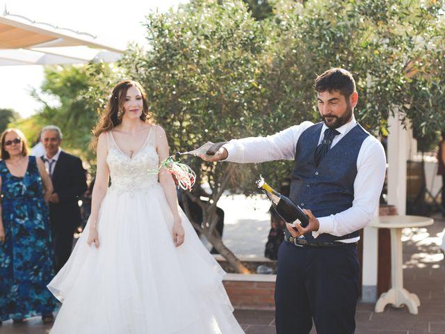 Il matrimonio di Lorenzo e Elisa a Guasila, Cagliari 115