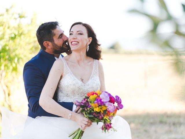 Il matrimonio di Lorenzo e Elisa a Guasila, Cagliari 121