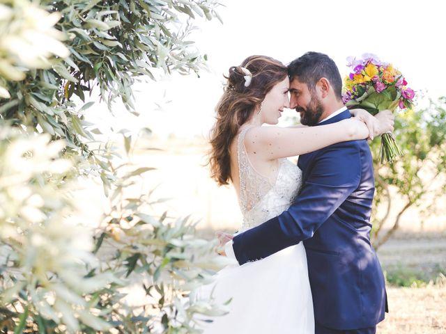 Il matrimonio di Lorenzo e Elisa a Guasila, Cagliari 124