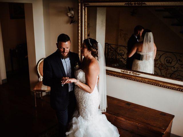 Le nozze di Sadie e Andreas
