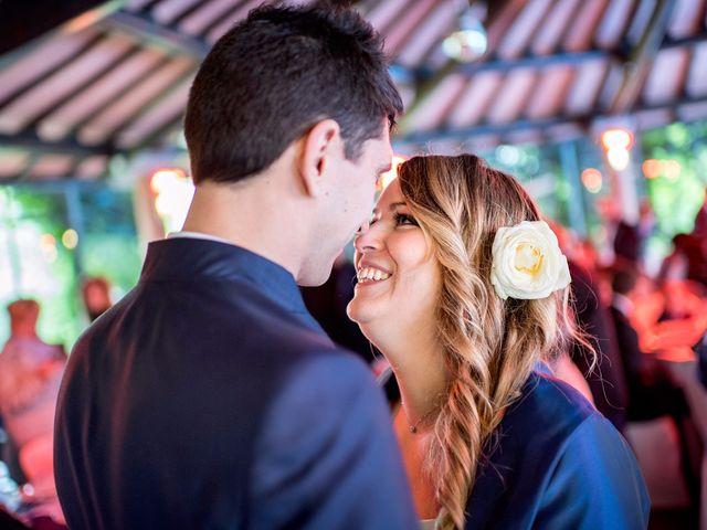 Le nozze di Melanie e Maurizio