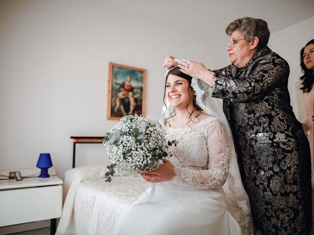 Il matrimonio di Francesco e Alessandra a Carolei, Cosenza 24