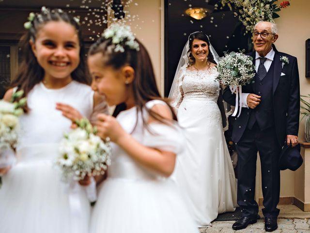 Il matrimonio di Francesco e Alessandra a Carolei, Cosenza 28