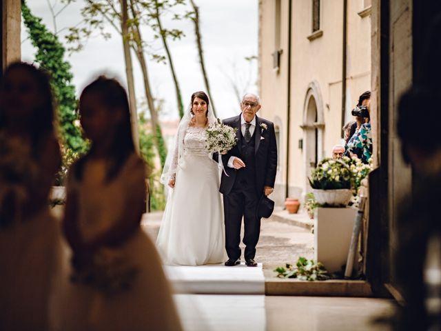 Il matrimonio di Francesco e Alessandra a Carolei, Cosenza 34