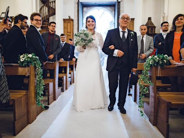 Il matrimonio di Francesco e Alessandra a Carolei, Cosenza 35