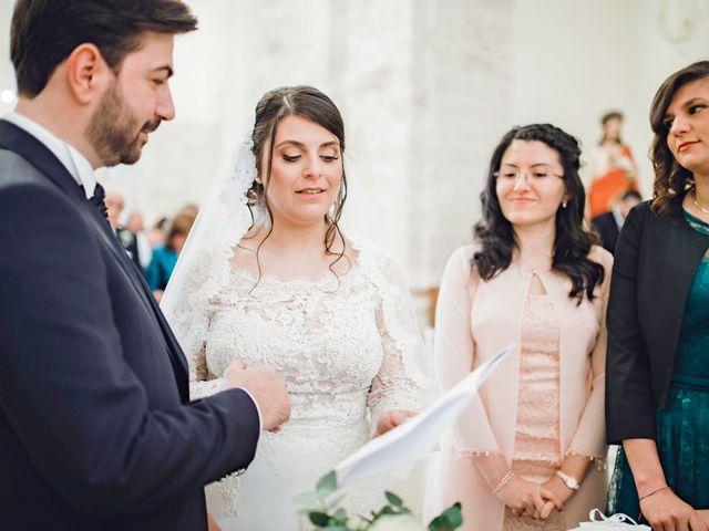 Il matrimonio di Francesco e Alessandra a Carolei, Cosenza 41