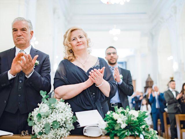 Il matrimonio di Francesco e Alessandra a Carolei, Cosenza 45