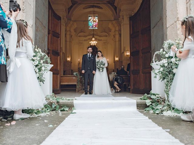 Il matrimonio di Francesco e Alessandra a Carolei, Cosenza 53
