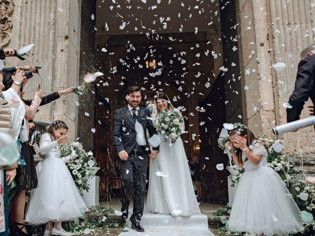 Il matrimonio di Francesco e Alessandra a Carolei, Cosenza 54