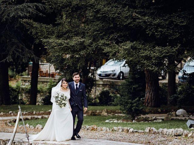Il matrimonio di Francesco e Alessandra a Carolei, Cosenza 58