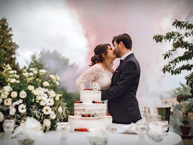 Il matrimonio di Francesco e Alessandra a Carolei, Cosenza 79