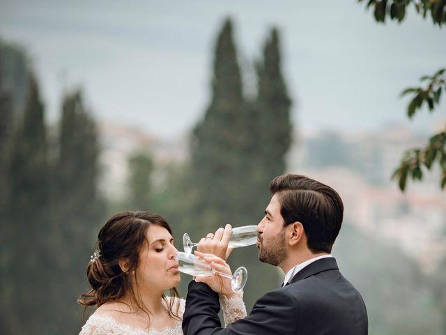 Il matrimonio di Francesco e Alessandra a Carolei, Cosenza 80
