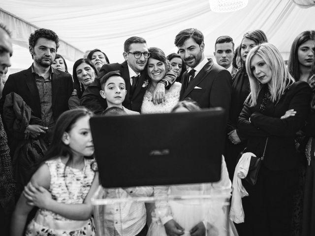 Il matrimonio di Francesco e Alessandra a Carolei, Cosenza 102