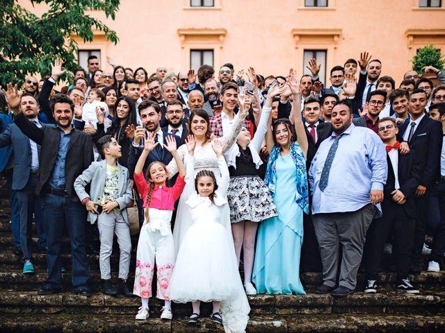 Il matrimonio di Francesco e Alessandra a Carolei, Cosenza 109