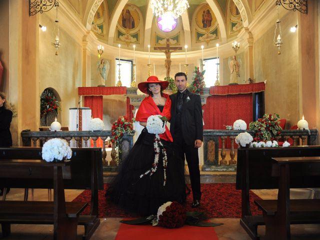 Il matrimonio di Marco e Marika a Alessandria, Alessandria 17