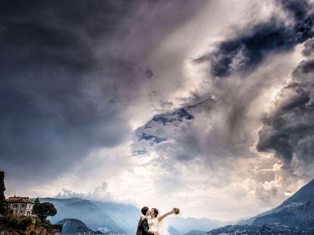 Le nozze di Alessandro e Antonella