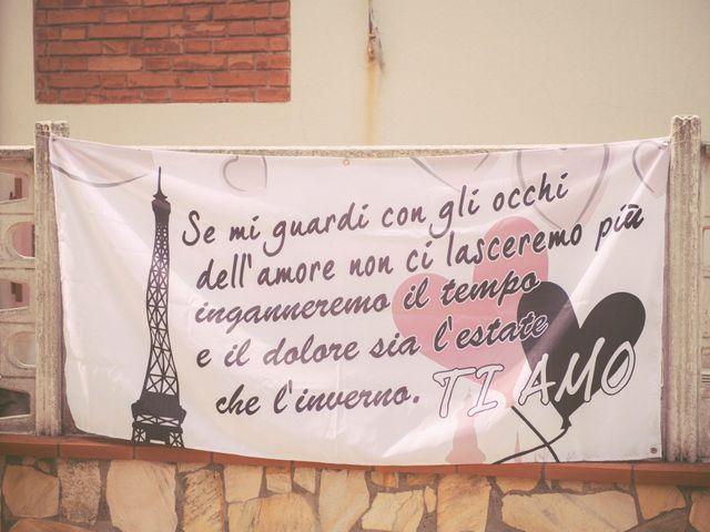 Il matrimonio di Elena e Angelo a Calci, Pisa 7