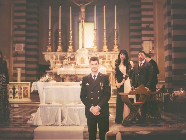 Il matrimonio di Elena e Angelo a Calci, Pisa 10